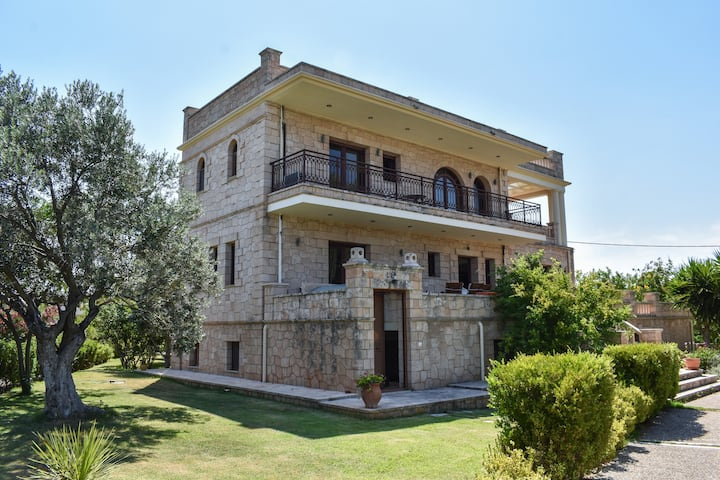 Stonehouse Aegina by S.C