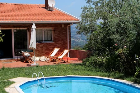 CASA DO QUINTAL: silencing and beautiful vistas - Cinfães - Huvila