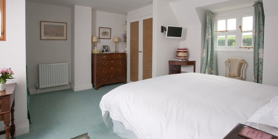 Willowherb B&B Oddington superking/twin ensuite