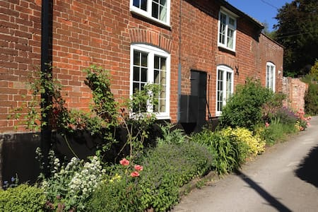 Mill Cottage Yoxford - SAXMUNDHAM - House