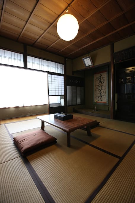 2F tatami room (bed room 1)