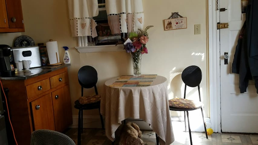 Friendly apartment 5 min MetLife n 20min bus NYC - Wallington - Apartamento