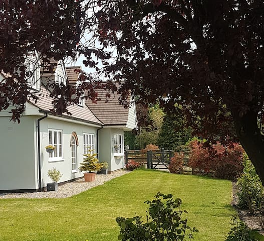Luxurious Self Contained Annex near Stansted