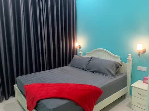 Homestay Kuantan/ all rooms Aircond