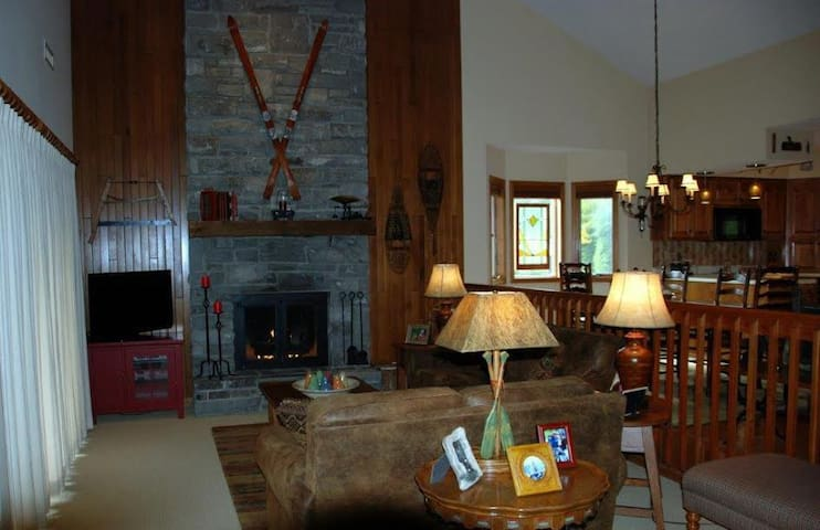 BLISSFUL 2b/2b in Blowing Rock/ Chetola w/pool - Blowing Rock - Apartament