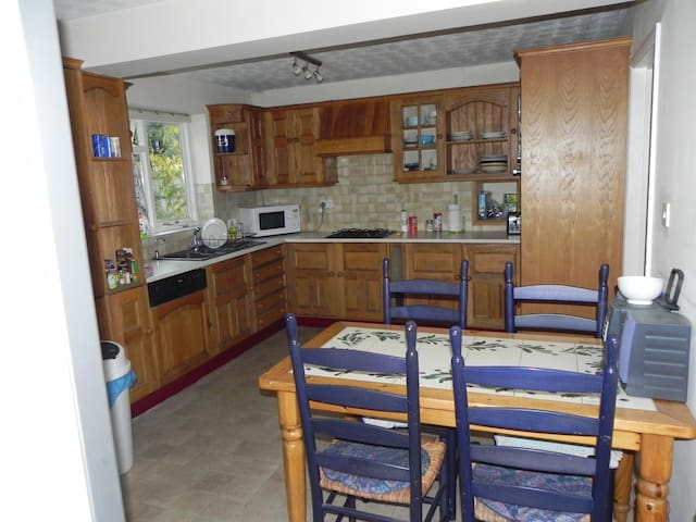 Single/Double/Twin Room in Country Chalet Bungalow