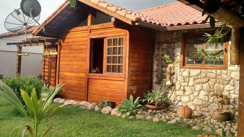 Casa - Chalé no Condomínio Monte Verde - Maricá RJ
