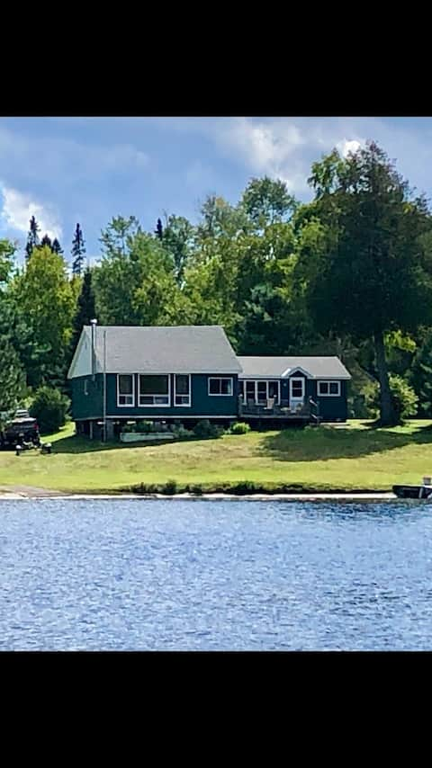 Red Cedar Lake Retreat