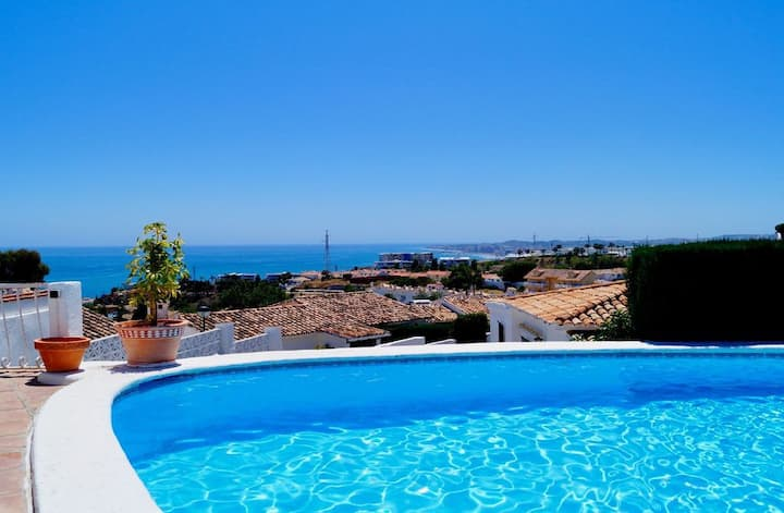 Great Offer October-3 bed Open sea view,Free Wi Fi