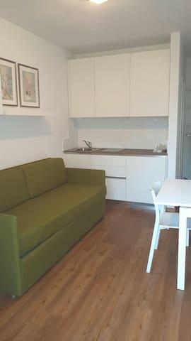 Monolocale studio a Lugano