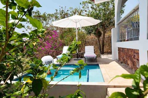 Casa Rosie - Taboga dream home