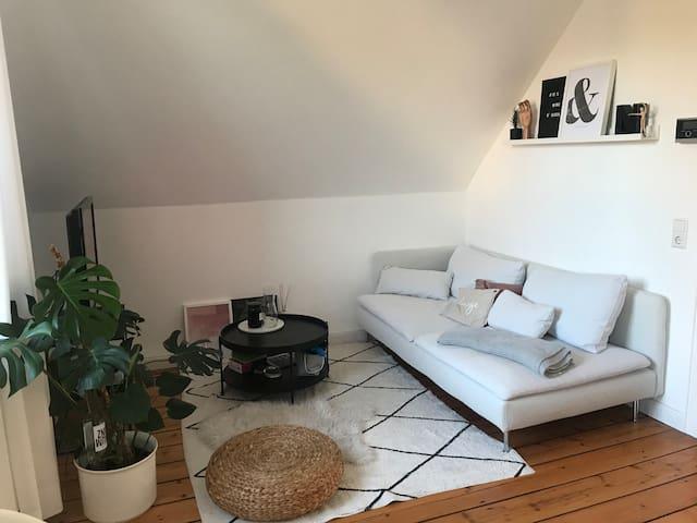 Gemütliche, helle Wohnung