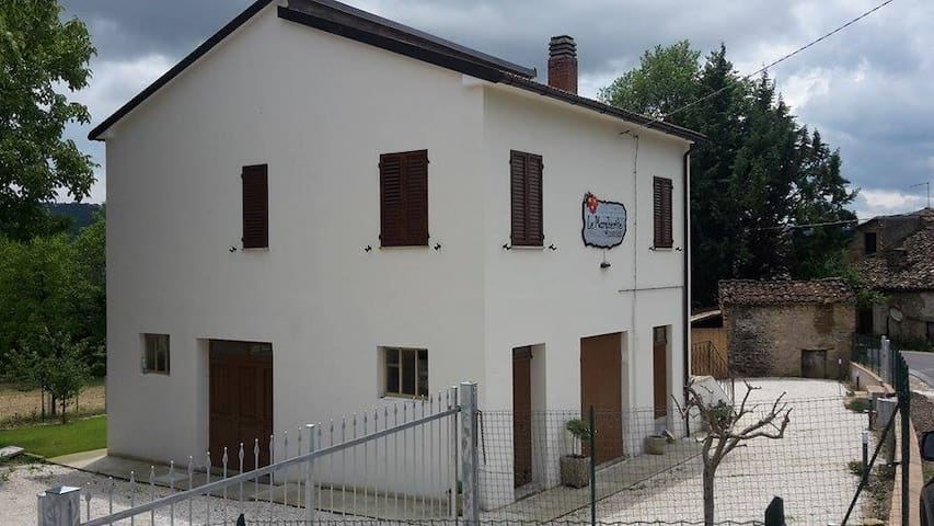 Country House Le Margherite - Montefalcone Appennino - 公寓