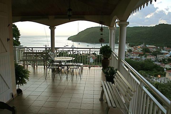 Villa en saisonniers