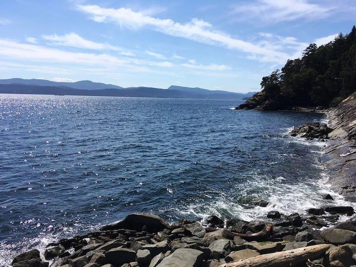 Peaceful Island Living on Pender Island