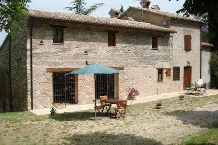 Il Girasole (BR3) > Charming countryside B&B! - Matelica - Penzion (B&B)