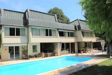 Villa Uva Carpi - intero appartamento vista parco