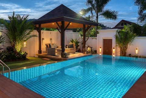 Villa Hansa - Stunning  2 Bedrooms Pool Villa