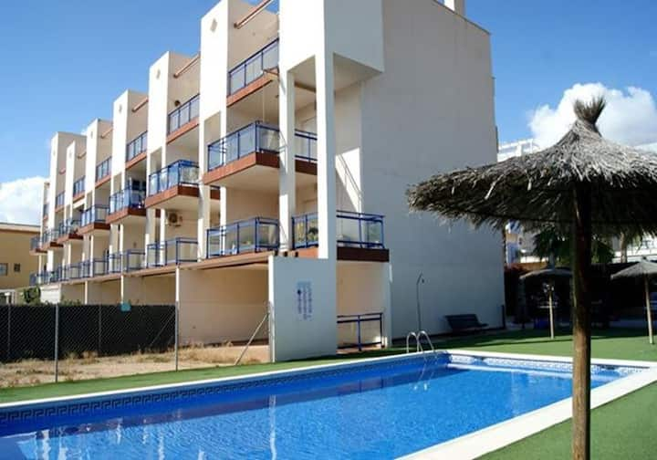 Penthouse Duplex in Cabo Roig near the beach