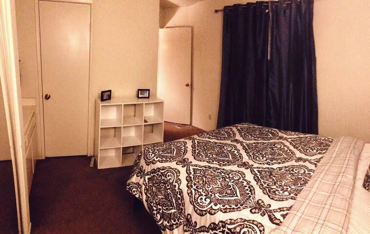 Private Room & Bathroom 15min from Disneyland
