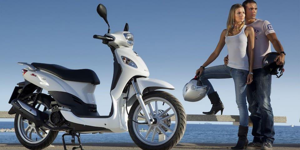 Renting a scooter Fuerteventura - San Bartolomé - Egyéb