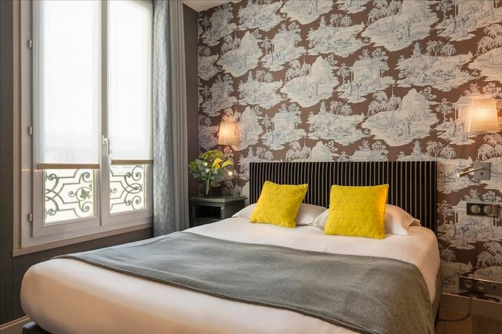 Stylish & Elegant room next to Montparnasse