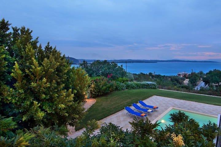Inspire Aegean Sea Porto Heli Villa Orestis