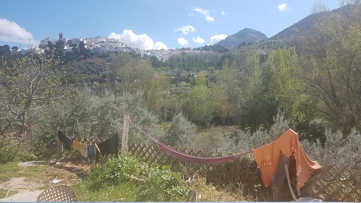 Off grid cortijo   en   Parque Natural  Cazorla