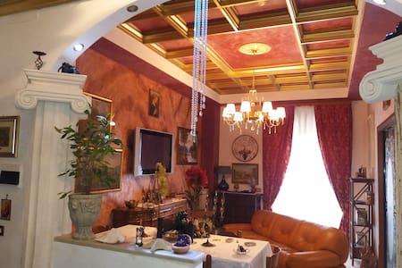 Camera singola in appartamento signorile - Palmi - Szoba reggelivel