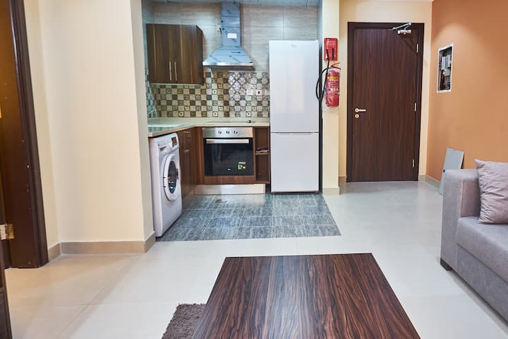 Premium One-Bedroom Apartment-11