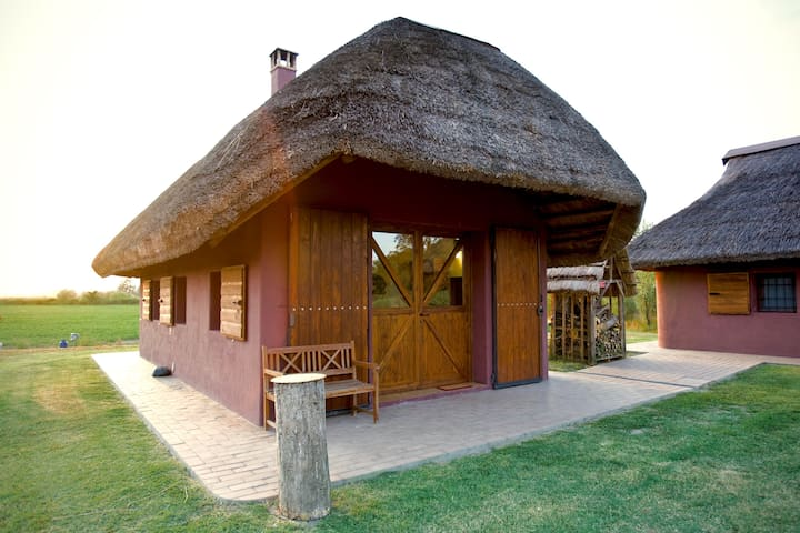 "The Bassara Cabins: The ""Romagnola"" - Argenta - กระท่อม"
