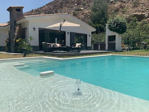 Casa de camp Santa Rosa de Quives