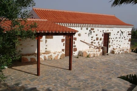 Typical local house Fuerteventura - El Time - Haus