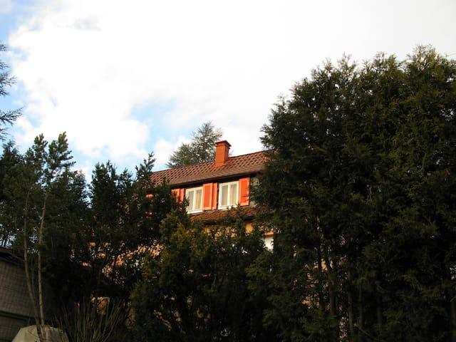 Gästehaus Nico am Fuße des Ersbergs - Nürtingen - Daire