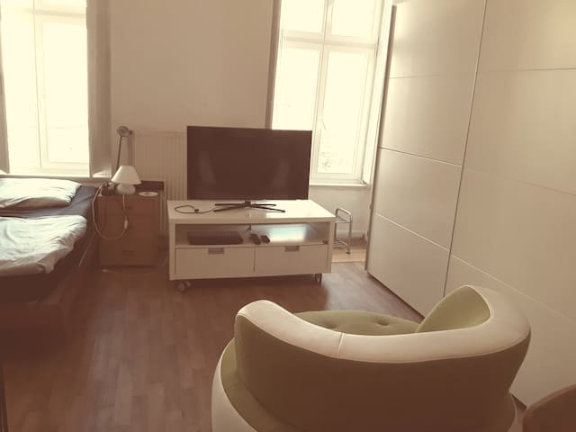 Helles Zimmer in Zentrum Bonn