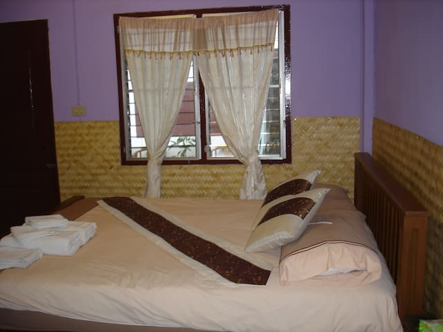 Welcome in Ban Mai Tchai Ka  - Chiang Mai - Bed & Breakfast