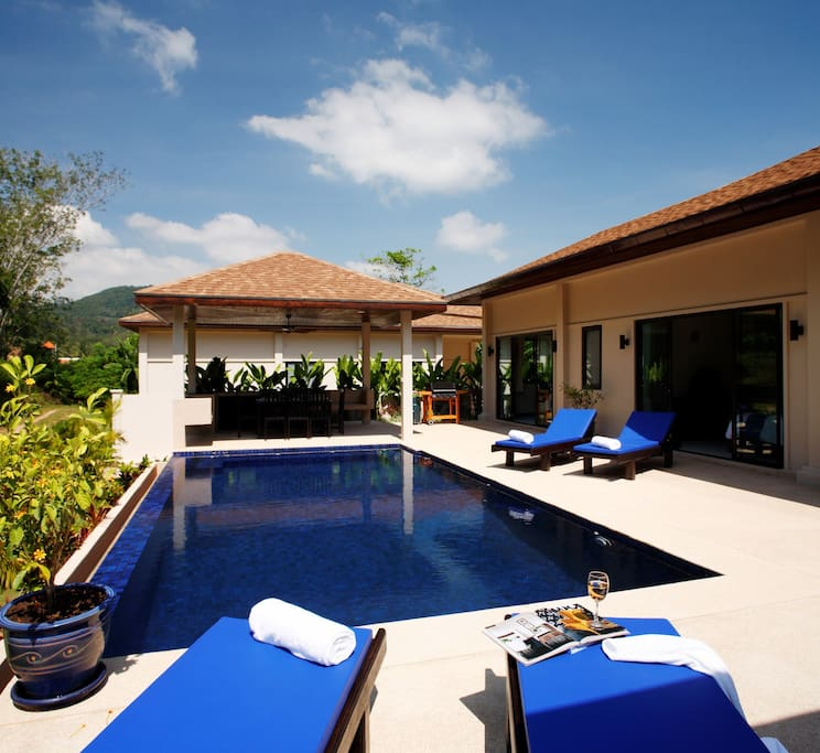Gemstone Villa, a perfect location to relax and unwind...