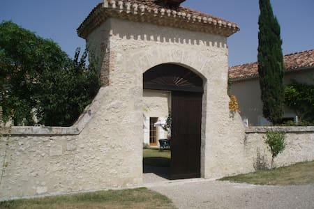 Superb renovated house in Gascony - Condom