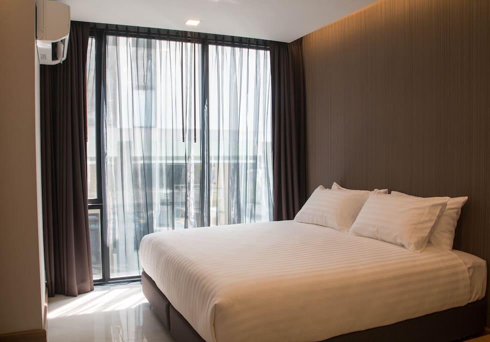 Sweet bed room
