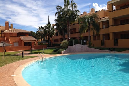 Luxury Apartment - As seen on TV ! - Mar de Cristal - Daire
