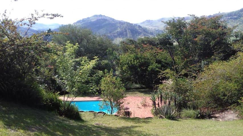 Beautiful Tranquil Retreat in Nature (1)