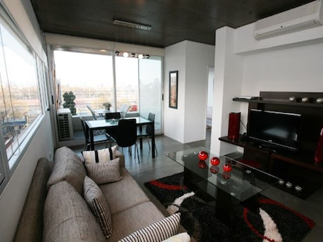 Fabulous apt- Palermo Hollywood, 2B - Buenos Aires - Apartment