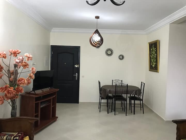 Full and well furnished apartment for you