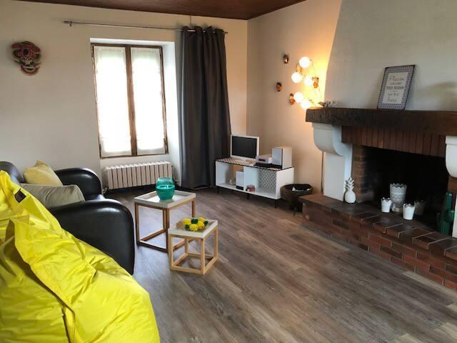 Maison Vacances 7 km de la mer, Angles, Vendée