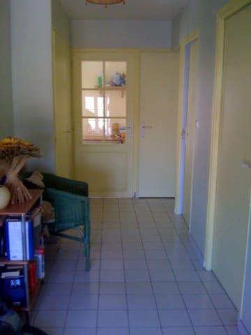 la nature et l'histoire à deux pas - Fontenay-le-Comte - Apartment