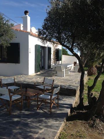 Maison de pêcheur vue mer - Cadaqués - House