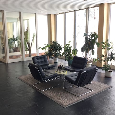 2-Zimmer, freies Internet, 3 Betten - Bad Reichenhall - Byt