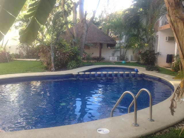 Shared condo in Playacar - Playa del Carmen - Apartamento