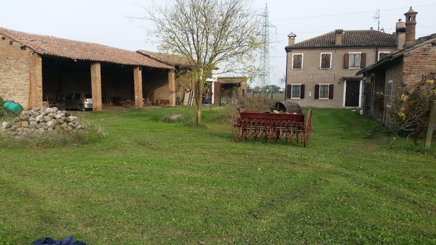 Villa Cipressi - Letto matrimoniale