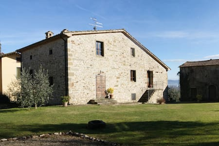 Country house in Tuscany - Apartmen